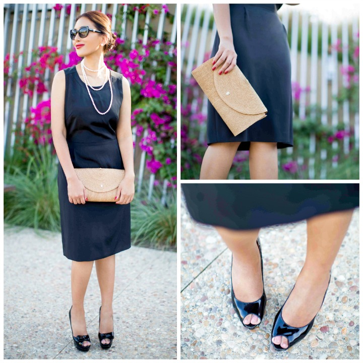 Little Black Dress Details