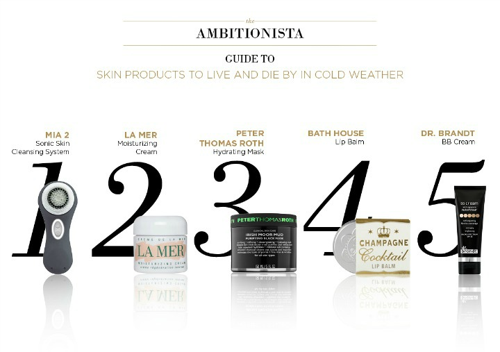 Skin Products for the Winter
