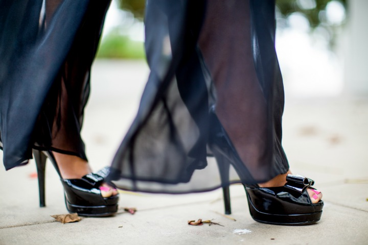 Fendi Bow Heels