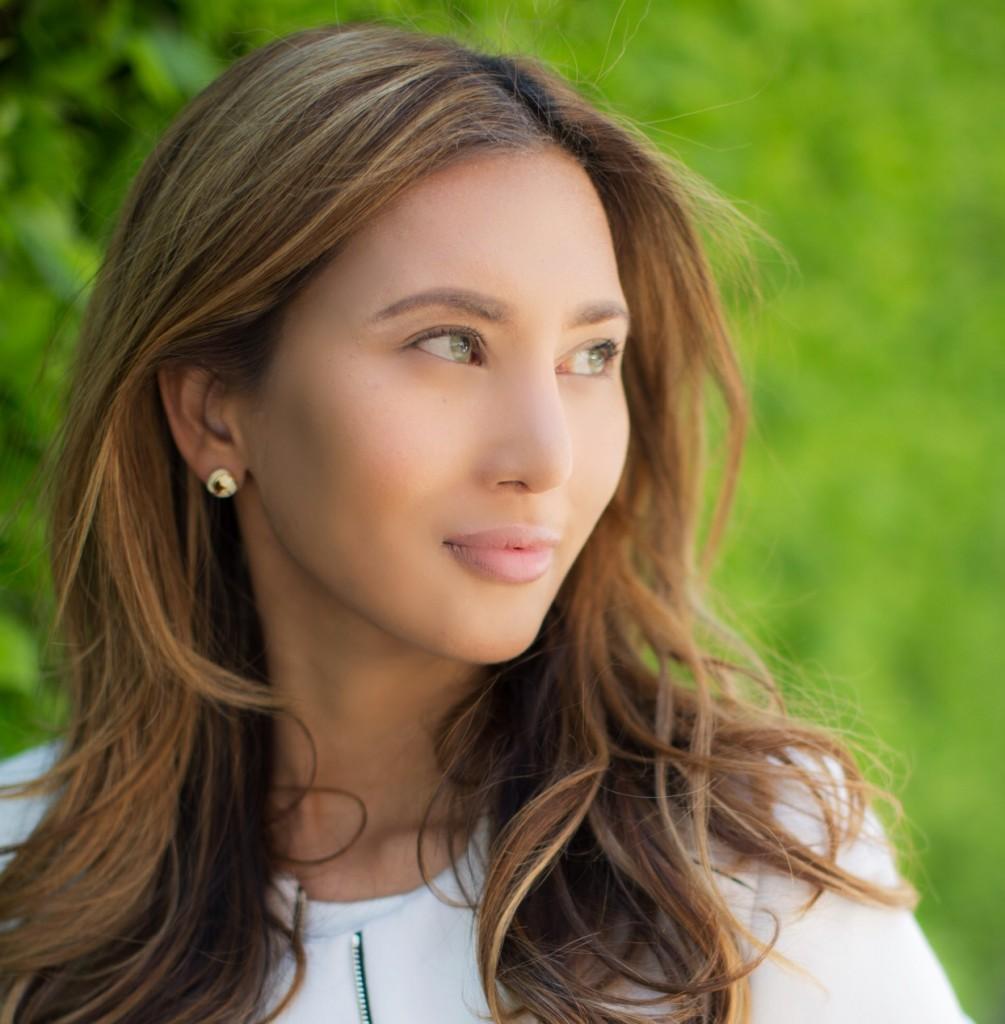 clarins-makeup-foundation-5-minutes look