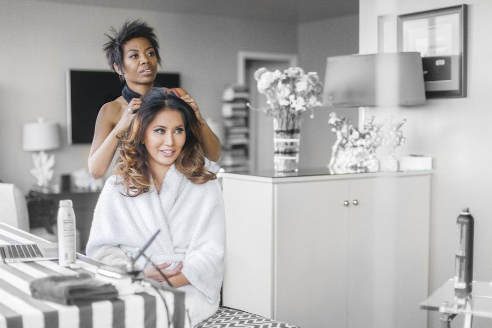 Stylebee Hair Styling