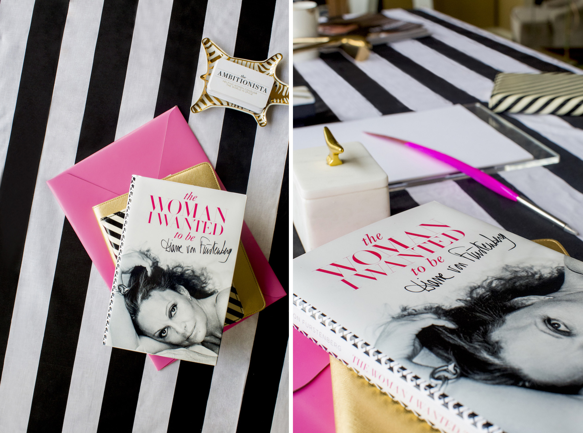 Chic-Books-Flatlay-and-Fashion-Womans-Desk