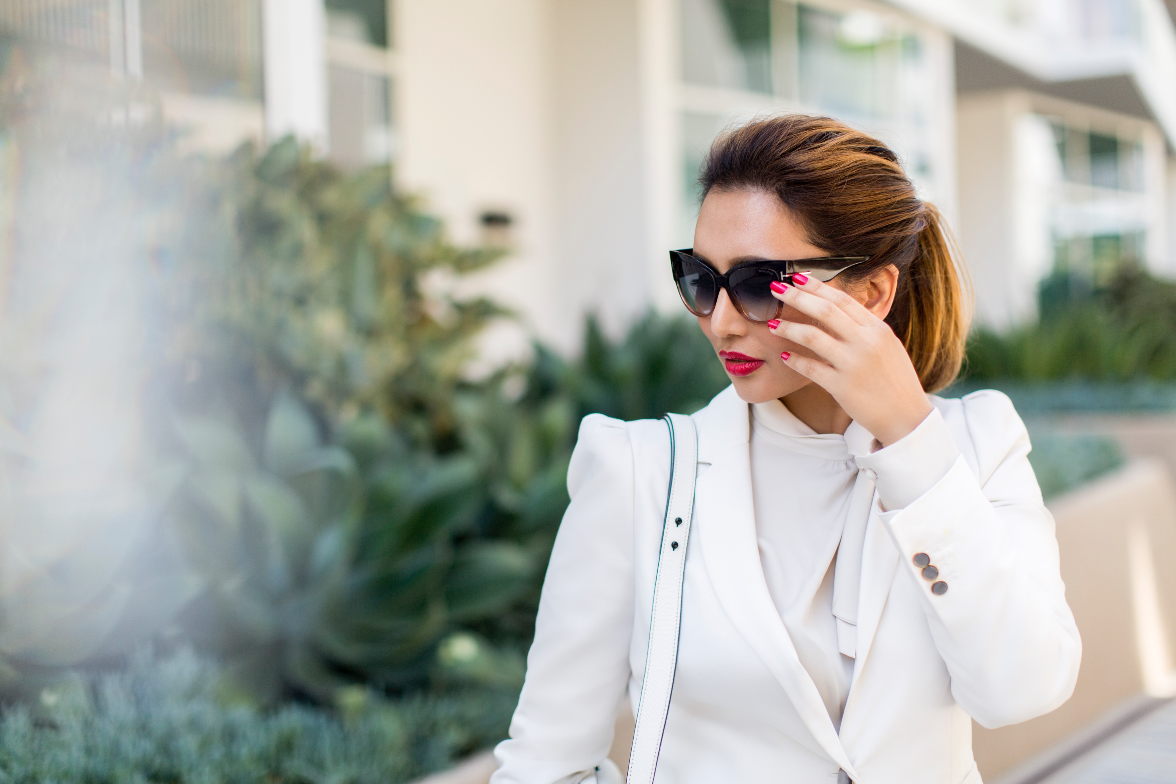 Stylish Fashionable Businesswoman