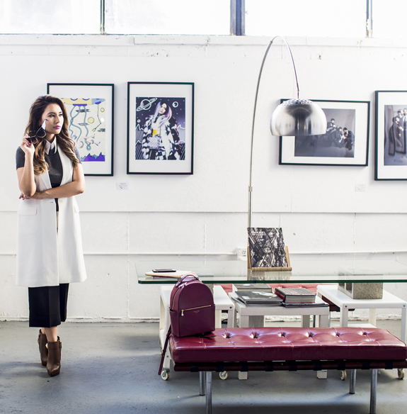 Heidi Nazarudin | modern-art-fashion-model