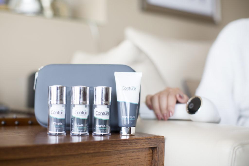 Conture Skincare package | Hiedi Nazarudin